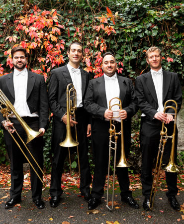 Quartet automne